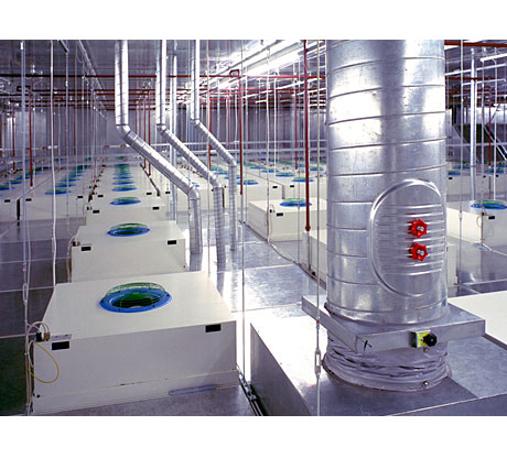 Daldrop Dr Ing Huber Cleanroomsystems A C Plants